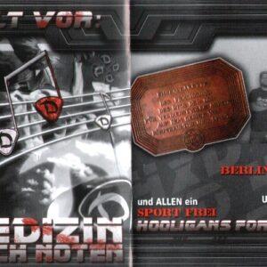 4xD Rock 'n' Roll Band – Medizin Nach Noten - Compact Disc