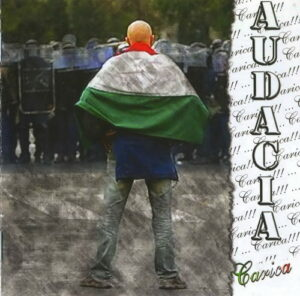 Audacia - Carica - Compact Disc