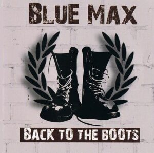 Blue Max - Back to the Boots - Compact Disc