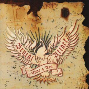 Brutal Attack - Time 4 Tea - EP Vinyl Black