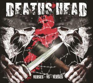 Deaths Head - Verses vs Verse - Double Digipak Disc