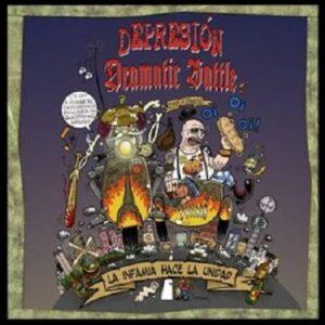 Depresión / Dramatic Battle – La Infamia Hace La Unidad - Compact Disc
