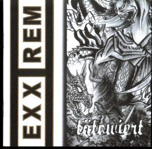 Exxtrem - Tätowiert - Compact Disc