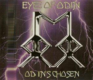 Eye of Odin - Odin's Chosen - LP Vinyl Clear/Black