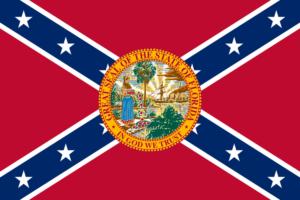 Florida Battle Flag - 3x5 ft