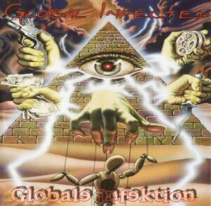 Global Infected - Globale Infektion - Compact Disc
