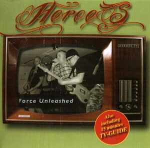Heroes - Force Unleashed - Compact Disc
