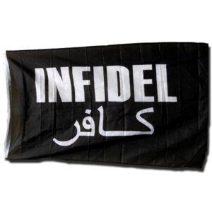 Infidel Flag - 3x5 ft