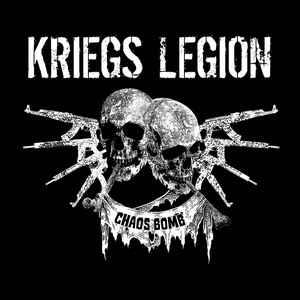 Kriegs Legion - Chaos Bomb - LP Vinyl Black