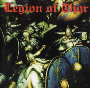 Legion of Thor - Blood, Pride, Pain - Compact Disc