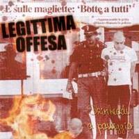 Legittima Offesa - Skinheads a Passeggio - Compact Disc