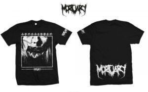 Mortuary - Apocalypse - T-Shirt -Black