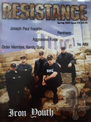 Resistance Magazine # 15