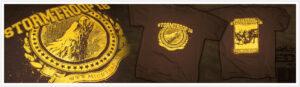 Stormtroop 16 - Steel Capped Justice - Shirt Brown