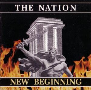 The Nation - New Beginning - LP Vinyl Black