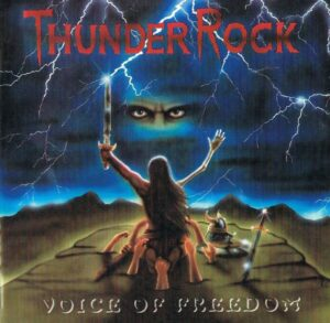 Thunderrock vol. 1 - Voice of Freedom - Compact Disc