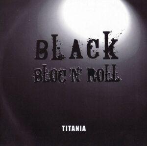Titania - Black Bloc 'N' Roll - Compact Disc