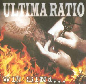 Ultima Ratio - Wir sind... - Compact Disc