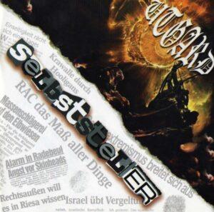 Utgard & Selbststeller - Hinterhof Rock 'n' Roll - Compact Disc