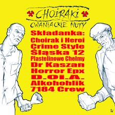 VA - Choiraki - Cwaniackie Nuty - Compact Disc