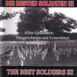 VA - Die Besten Soldaten Vol. 3 - Compact Disc