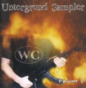 VA - Untergrund Sampler Vol. 2 - Compact Disc