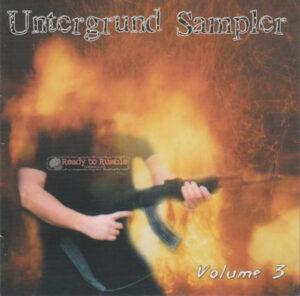 VA - Untergrund Sampler Vol. 3 - Compact Disc