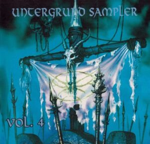 VA - Untergrund Sampler Vol. 4 - Compact Disc