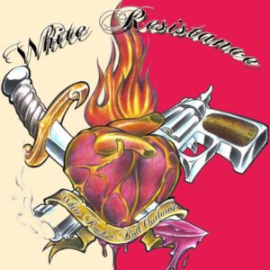 White Resistance - White Rock 'n' Roll Outlaws - Compact Disc