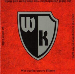 Wolfskraft - Ritter Germanias - Compact Disc