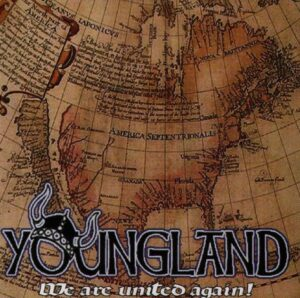 Youngland - We are united again! - Compact Disc