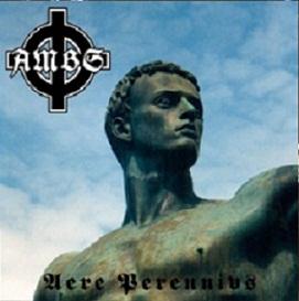 A Monumental Black Statue - Aere Perennius - Compact Disc
