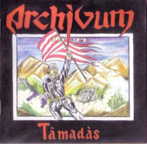 Archivum - Tamadas - Compact Disc