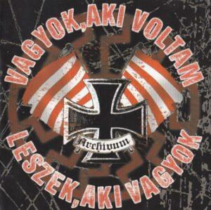 Archivum - Vagyok Aki Voltam Leszek Aki Vagyok - Compact Disc