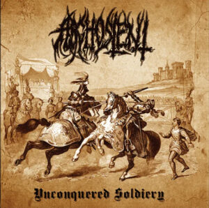 Arghoslent - Unconquered Soldiery - Compact Disc