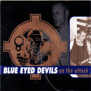 Blue Eyed Devils - On The Attack - Compact Disc