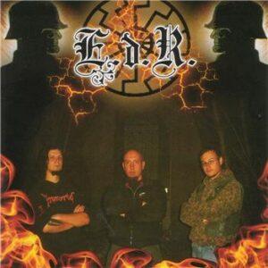 Enkel des Reiches (EdR) - Kampf dem Weltfeind - Compact Disc