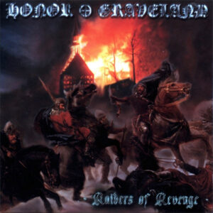 Honor & Graveland - Raiders of Revenge - Digipak Disc