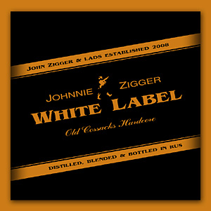 Johnnie Zigger - White Label - Compact Disc