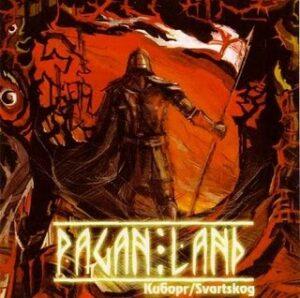 Kiborg & Svartskog - Pagan Land - Compact Disc