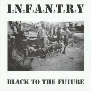 Martial & Infantry - Execution / Black to the Future - Compact Disc