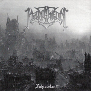 Pantheon - Führersland - Compact Disc