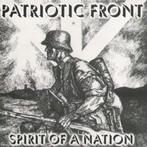 Patriotic Front - Spirit of a Nation -Compact Disc