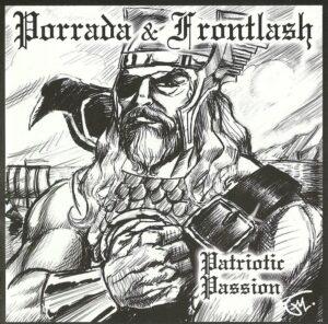 Porrada / Frontlash - Patriotic Passion - Compact Disc