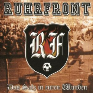 Ruhrfront - Das Salz in euren Wunden - Compact Disc