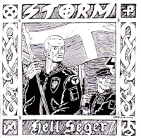 Storm - Hell Seger - Compact Disc