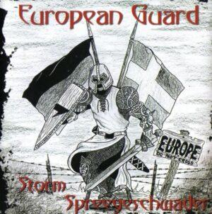 Storm & Spreegeschwader - European Guard - Compact Disc