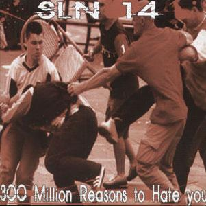 Straight Laced Nightmare - 300 Million Reasons to Hate You - Compact Disc