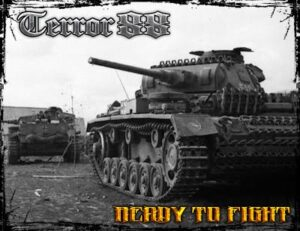 Terror 88 - Ready To Fight! - Compact Disc