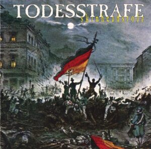 Todesstrafe - Skinheadstolz - Compact Disc